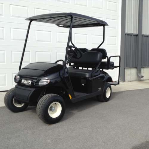 New and Used Golf Carts for Sale | GT Carts | Monticello