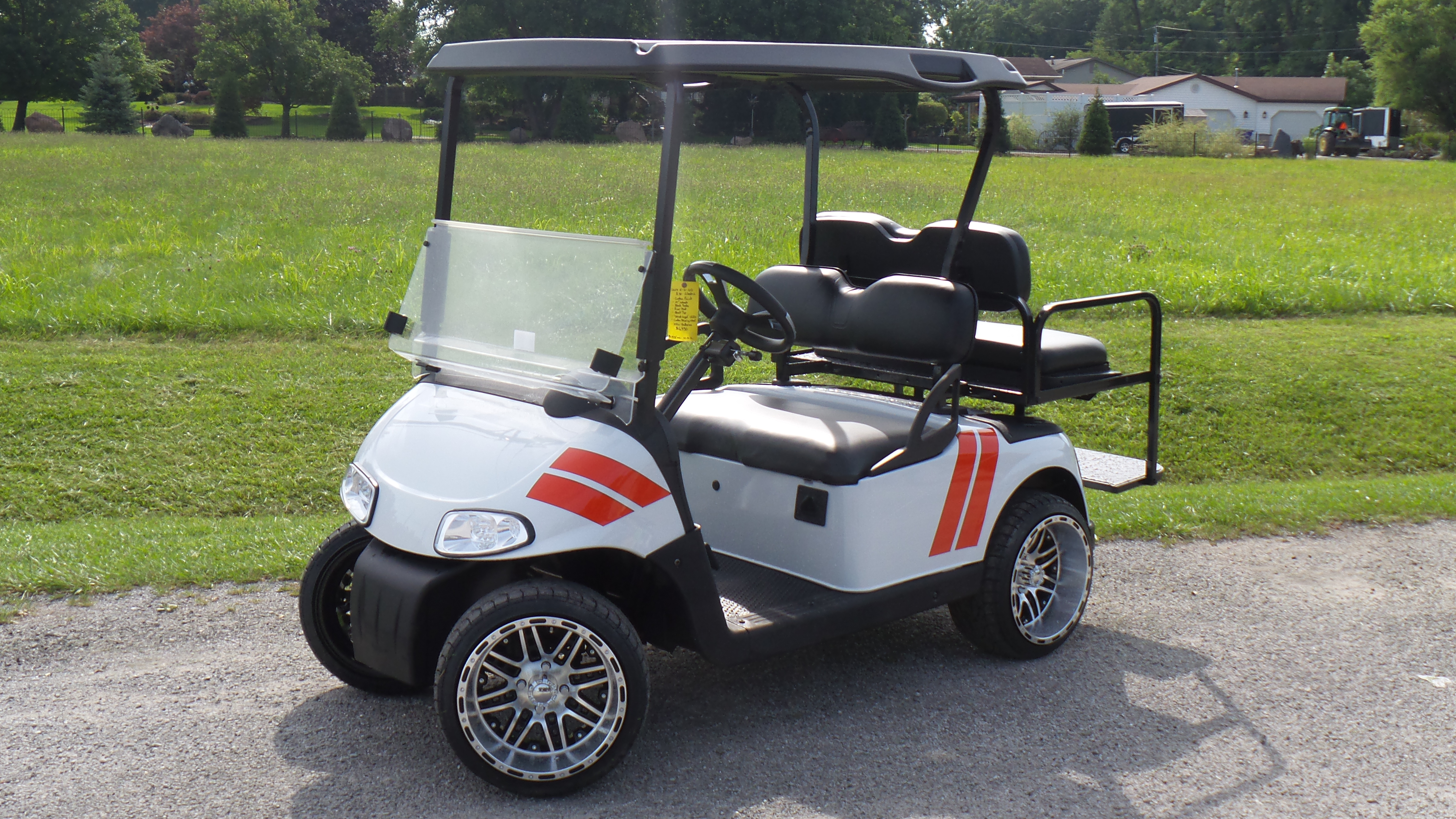 New and Used Golf Carts for Sale | GT Carts | Monticello, In